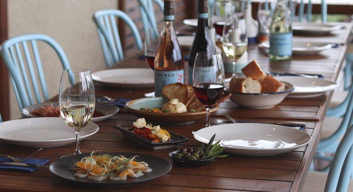 Graze + Gaze Dinner on the Deck, 28 March