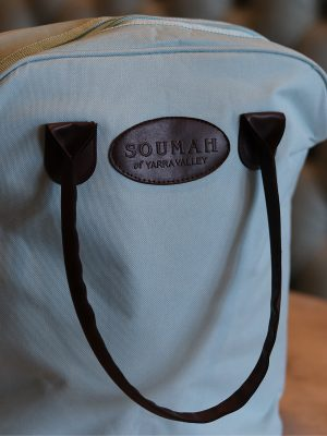 Soumah Wine Cooler Bag, close up