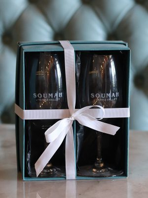 Soumah Wine Glasses, Set of 2